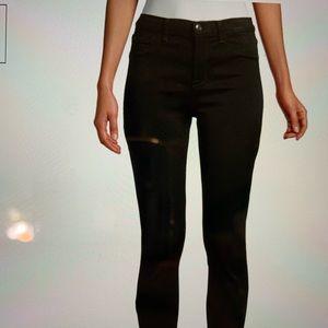 Midnight black Kensie Jeans 4/27
